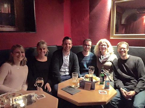 Clubabend und Poetry Slam