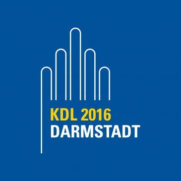 MDV 2016 in Darmstadt