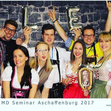 Multi-Distrikt-Seminar 2017 (MDS) in Aschaffenburg