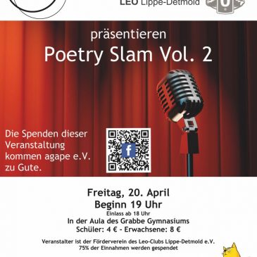 Poetry Slam Vol. 2